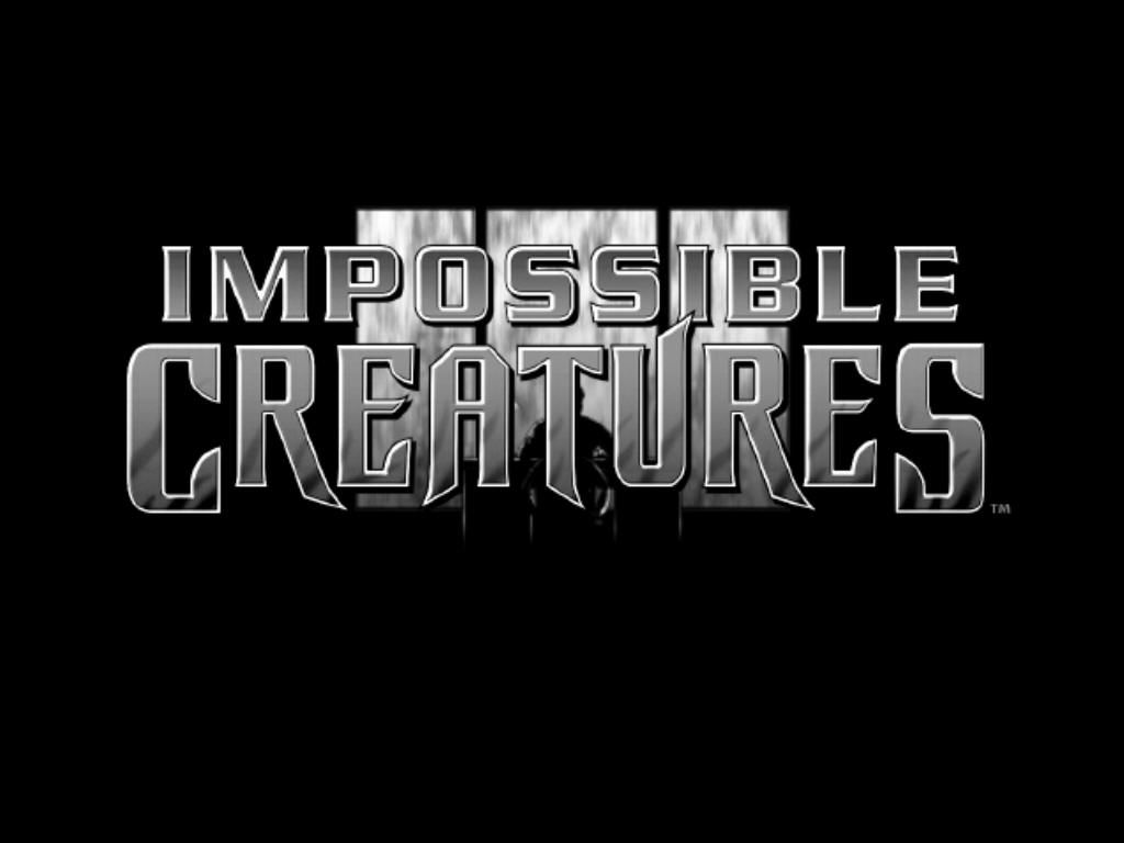 Impossible Creatures Windows Starting the campaign.