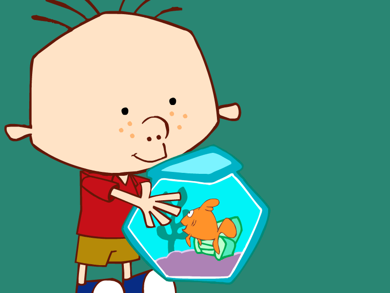 Playhouse Disney's Stanley: Wild for Sharks! Screenshots for