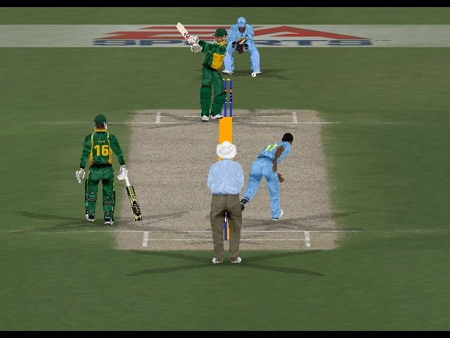 Cricket 2005 Windows A Leg Before Wicket