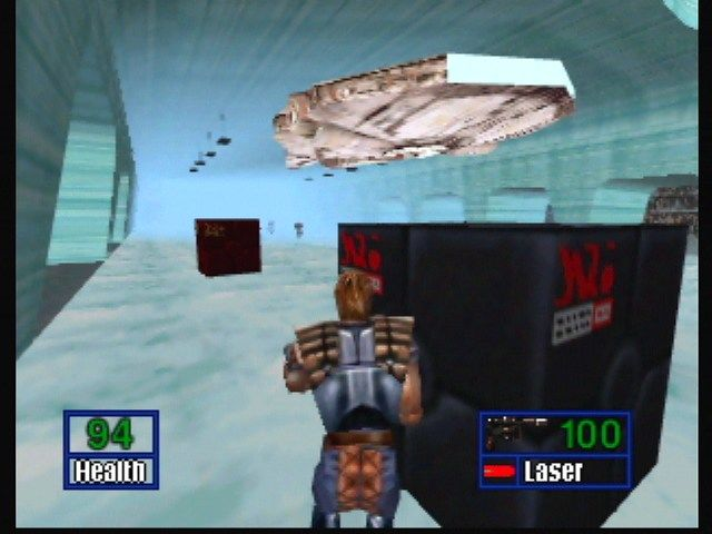 Poopy Reviews: Star Wars: Shadows of the Empire (N64) 26398-star-wars-shadows-of-the-empire-nintendo-64-screenshot-hey