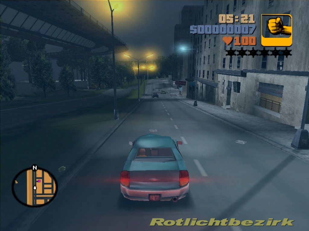 Grand Theft Auto III Screenshots for Windows - MobyGames