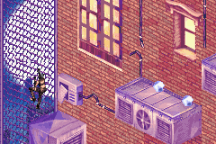 Catwoman Game Boy Advance You can climb up obstacles for a short distance.