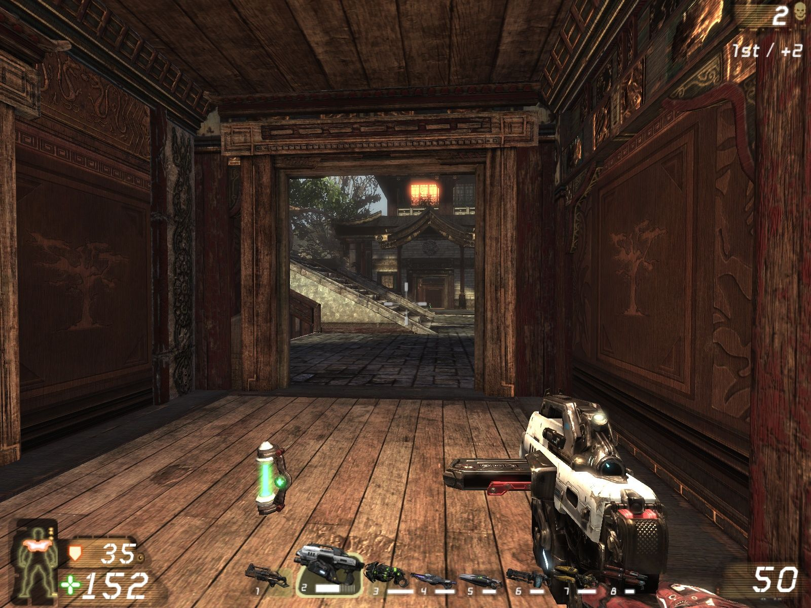 Unreal Tournament III Windows Fairly good in shape and searching for something to kill.