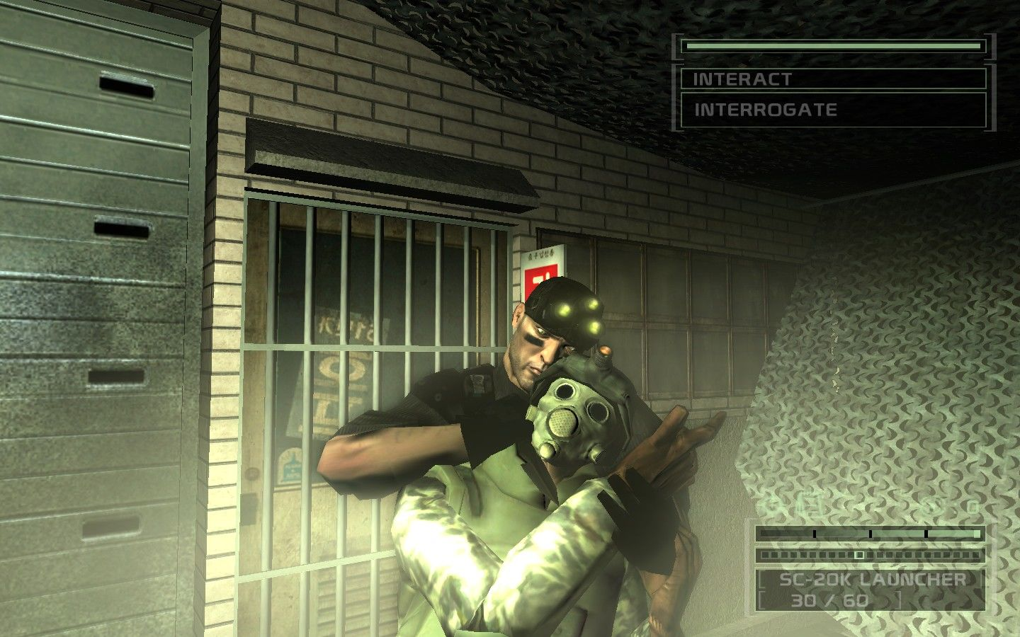 Splinter cell chaos theory for pc