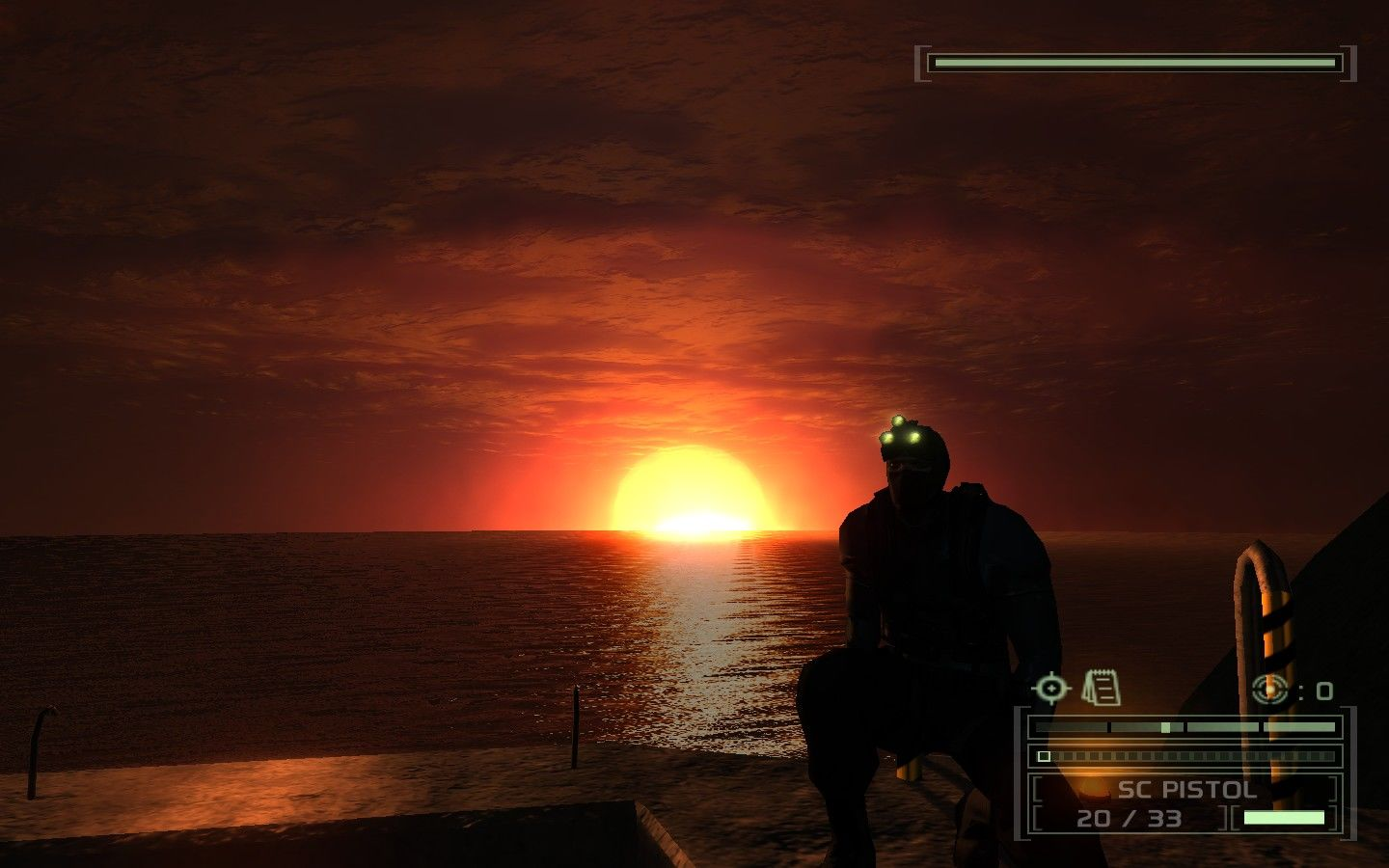 Favorite Splinter Cell Chaos Theory Mission Neogaf