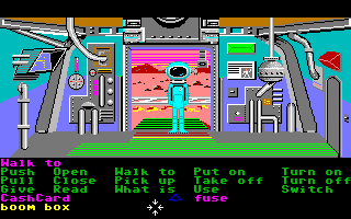 Zak McKracken and the Alien Mindbenders Amiga What's in here?