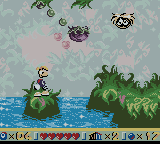 Rayman Game Boy Color What now?