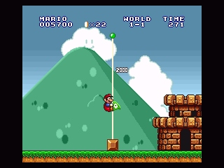 Super Mario All-Stars Screenshots for SNES - MobyGames