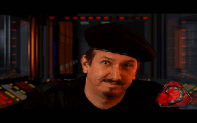 Command & Conquer DOS Seth, your boss as NOD player