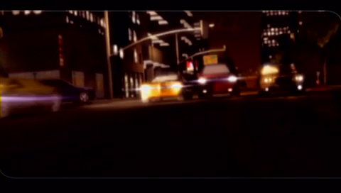Midnight Club 3: DUB Edition PSP Shot from intro movie