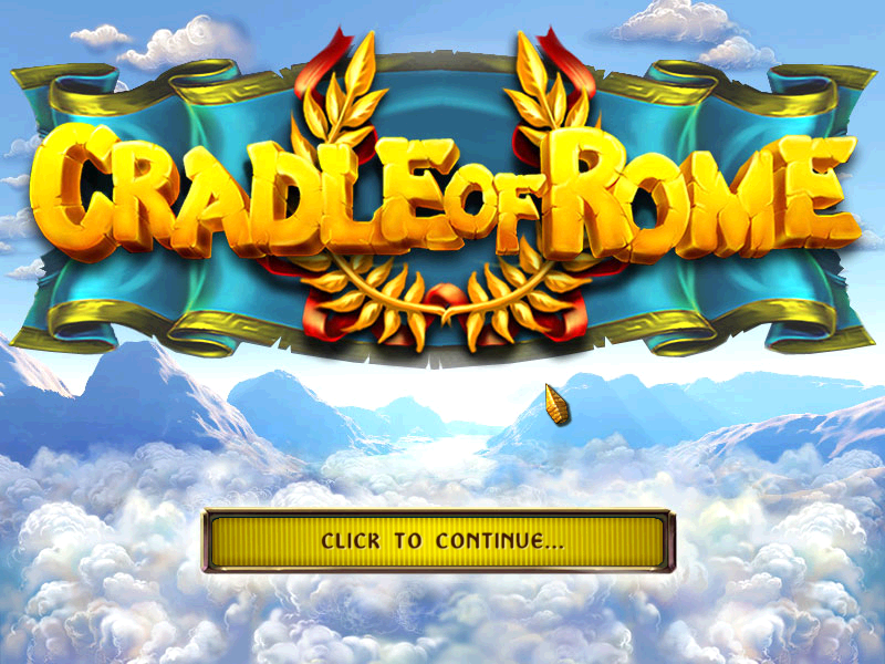 Cradle of Rome Windows Loading screen