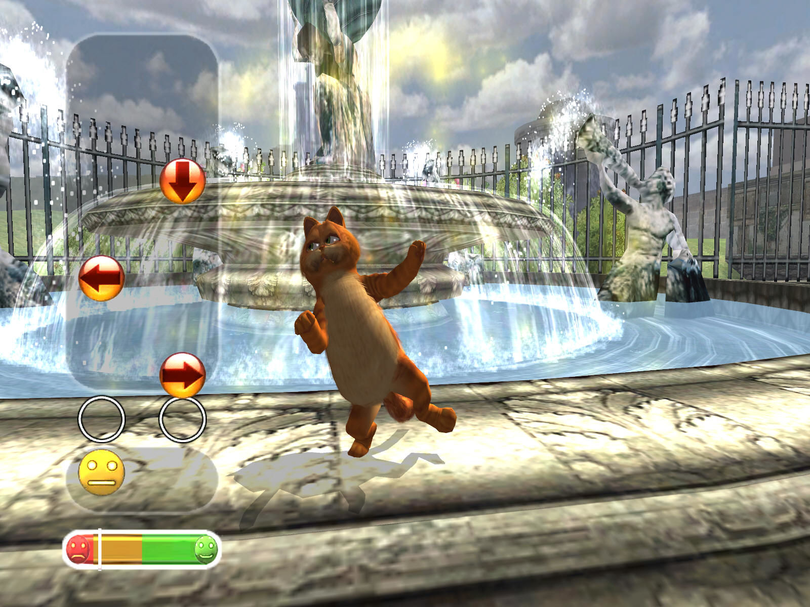 Garfield A Tail Of Two Kitties Screenshots For Windows Mobygames