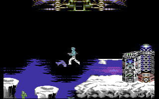 Another World Commodore 64 Alaska