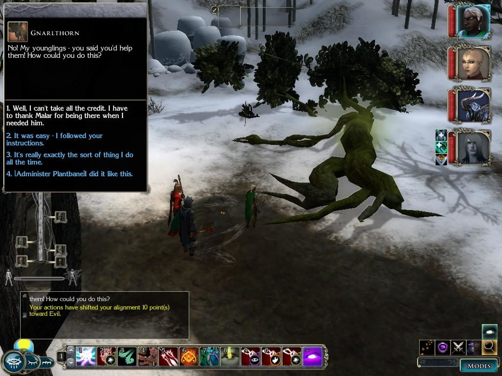 Neverwinter Nights 2: Mask of the Betrayer Screenshots for