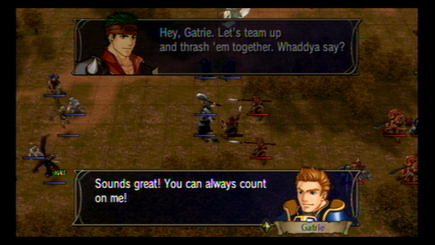 fire emblem radiant dawn screenshots for wii mobygames