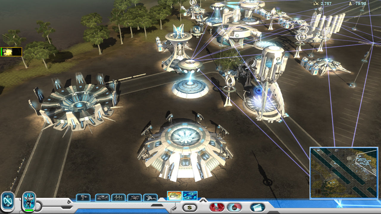 Universe at War: Earth Assault Windows Novus