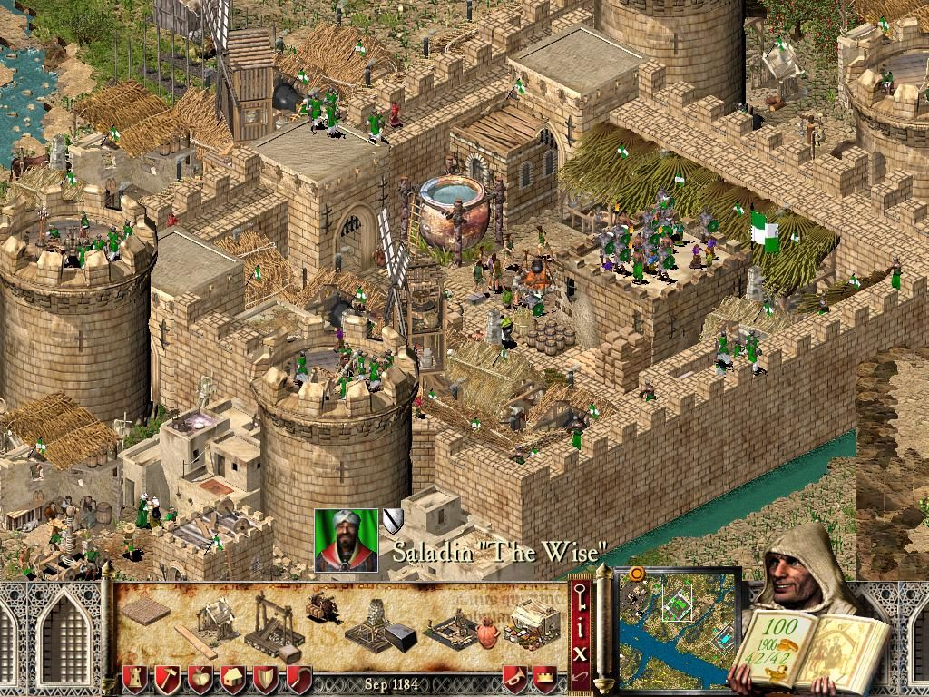 mf stronghold crusader game c m hay c ch ch i online. Black Bedroom Furniture Sets. Home Design Ideas