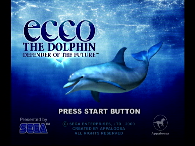 ecco the dolphin defender of the future screenshots for dreamcast mobygames. Black Bedroom Furniture Sets. Home Design Ideas