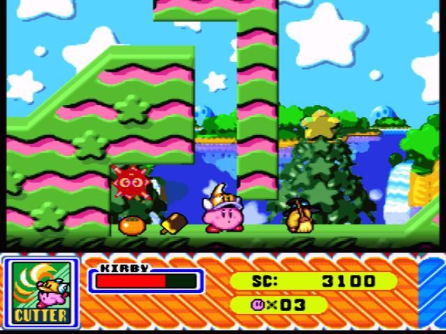 kirby superstar