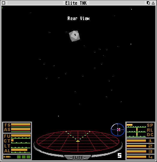 Elite: The New Kind Screenshots for Atari ST - MobyGames