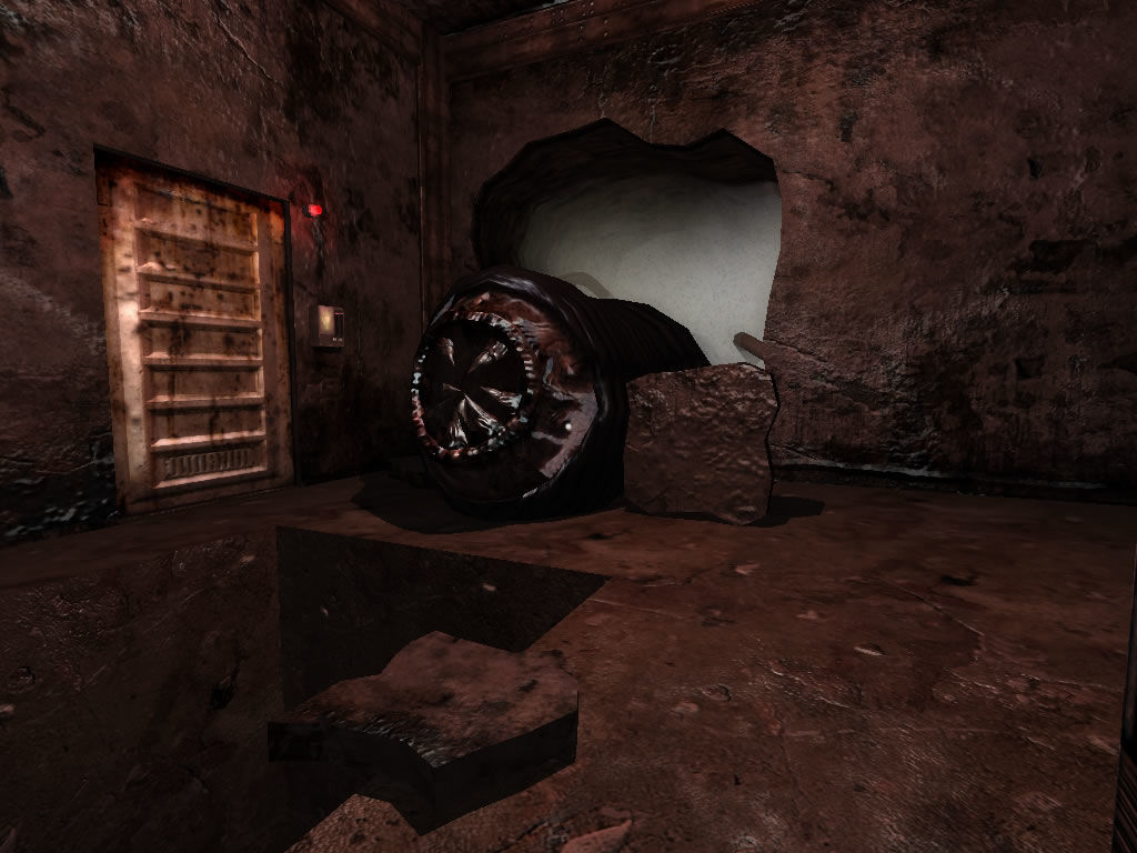 Penumbra: Black Plague Windows A familiar creature from the first game