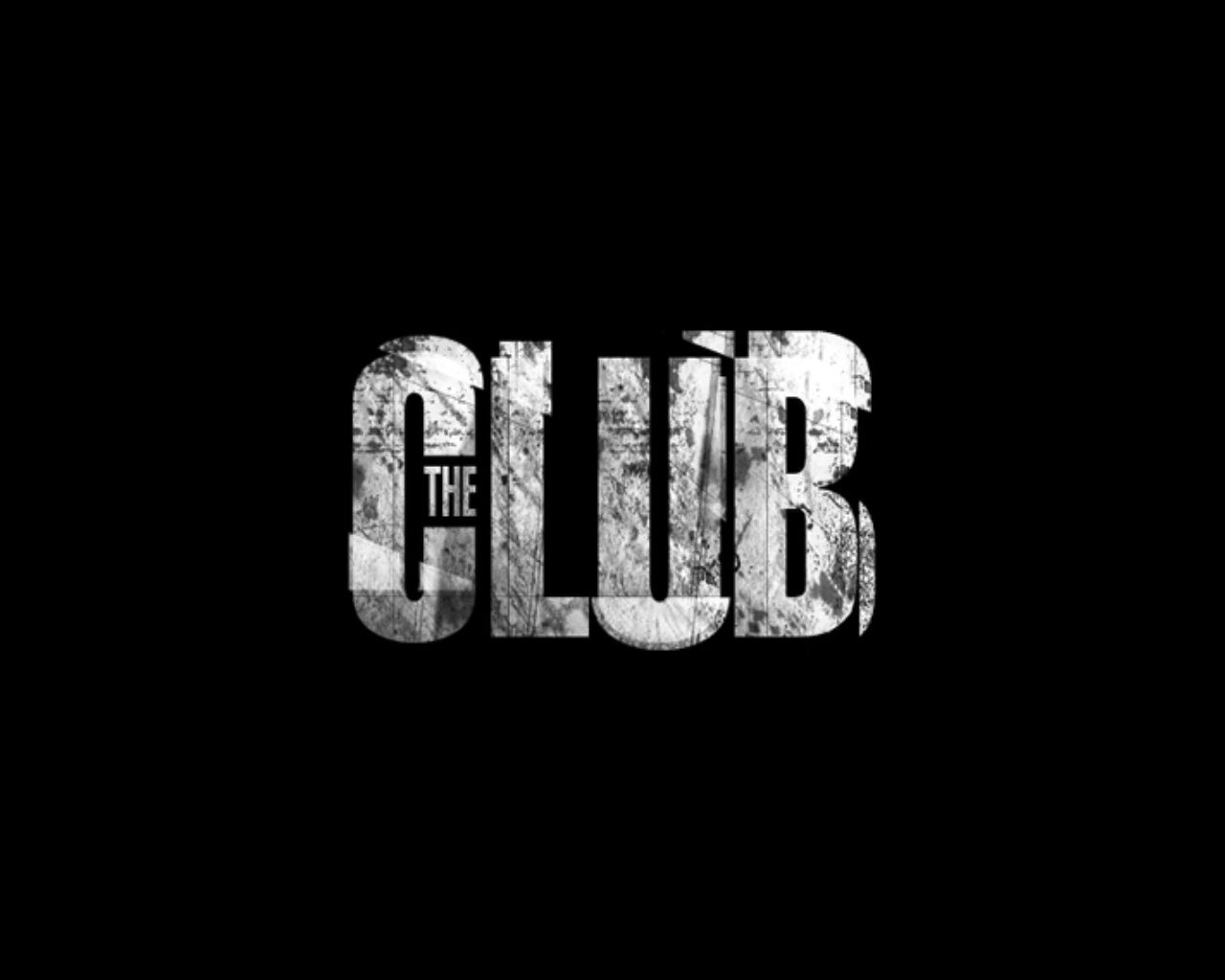 The Club Windows Splash Screen