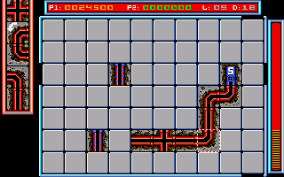 Pipe Dream Amiga Level 9
