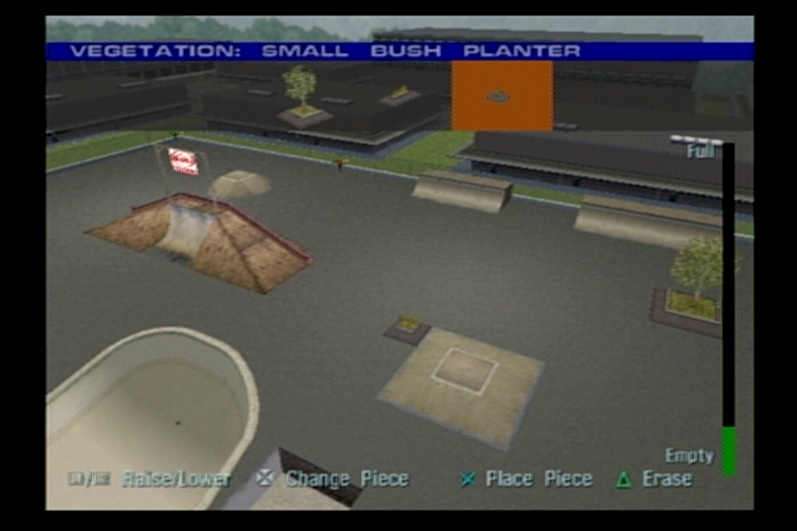 Tony Hawk's Pro Skater 3 PlayStation 2 Create your own levels too!