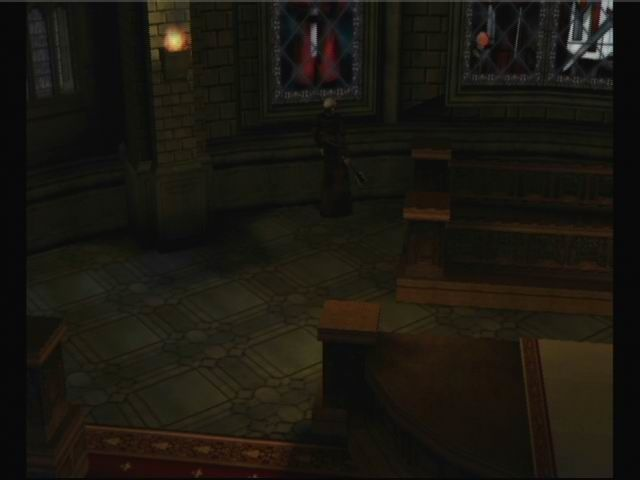 Eternal Darkness: Sanity's Requiem GameCube One of the locations