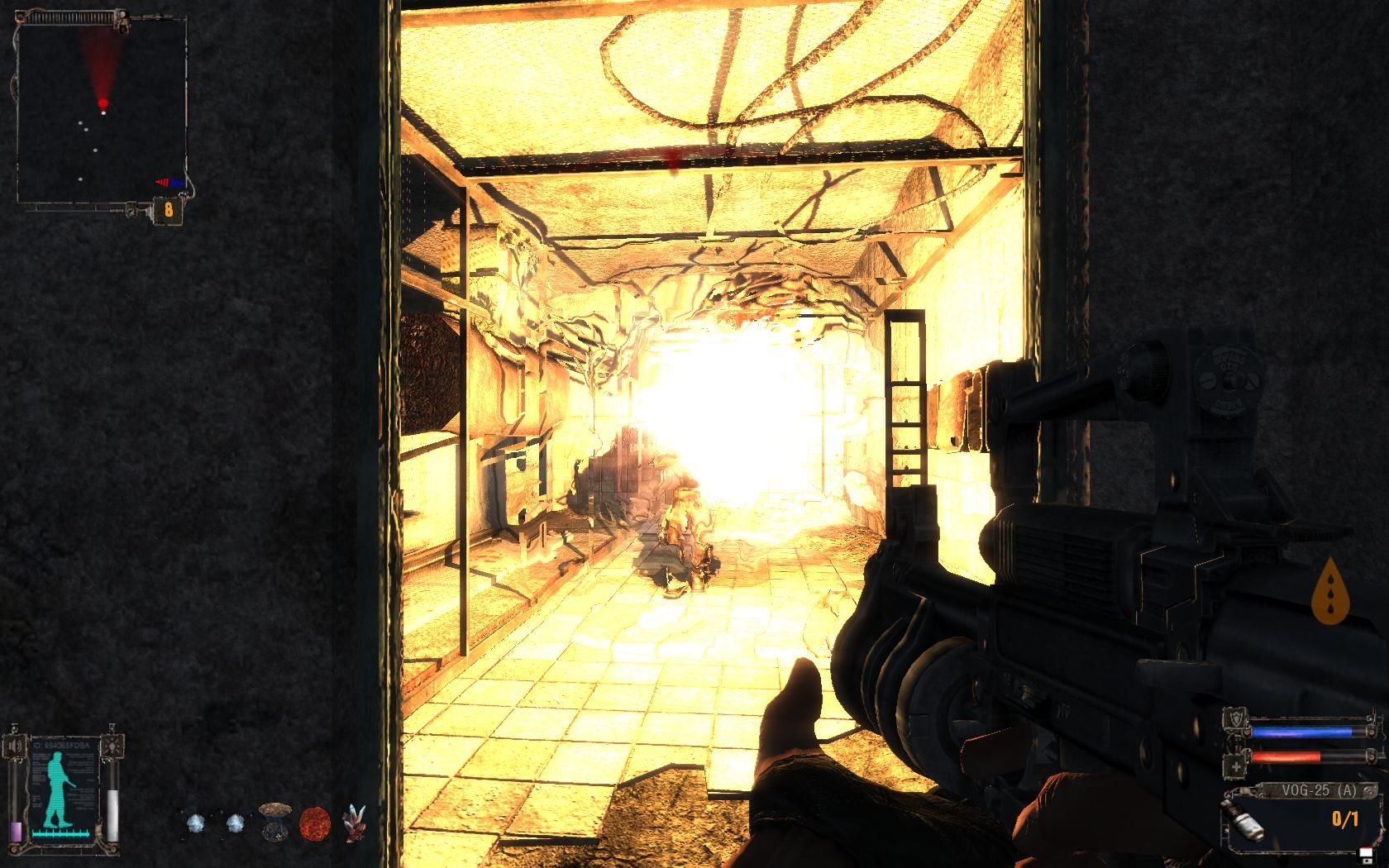 S.T.A.L.K.E.R.: Shadow of Chernobyl Windows Grenade explosion