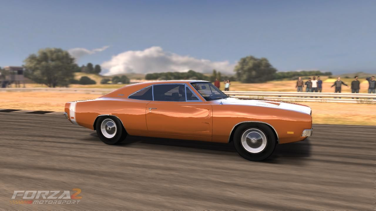 Forza Motorsport 2 Xbox 360 1969 Dodge Charger R/T-SE
