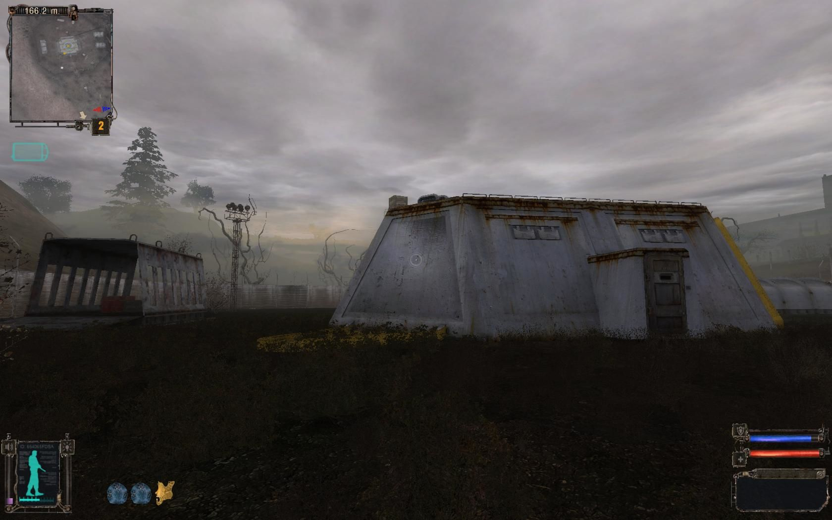 S.T.A.L.K.E.R.: Shadow of Chernobyl Windows Scientific field research lab