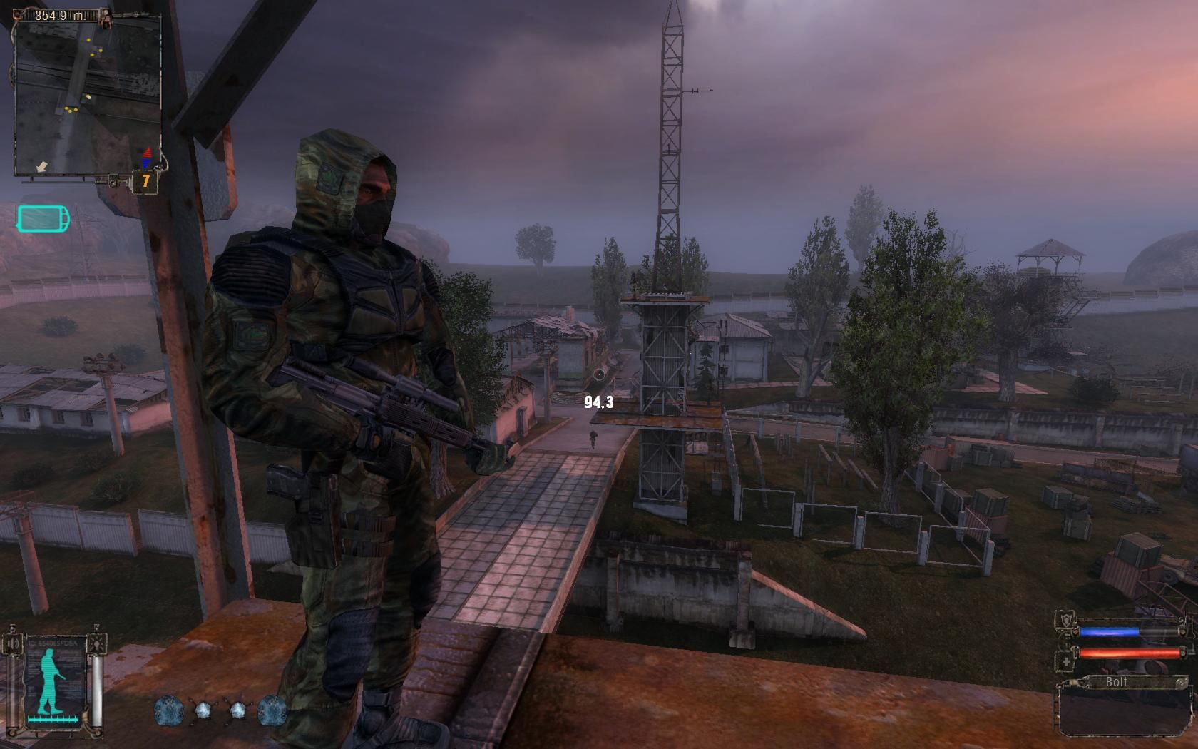 S.T.A.L.K.E.R.: Shadow of Chernobyl Windows Freedom faction HQ