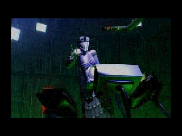 Gex 3DO Another scene from the intro
