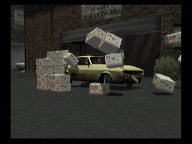 Stuntman PlayStation 2 Diamonds may be a girl's best friend, but stuntmen are a box's worst enemy.