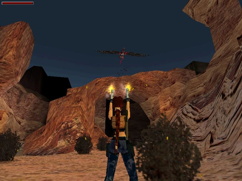 Tomb Raider III: Adventures of Lara Croft Windows Another staple of Tomb Raider games, the chance to gun down exotic wildlife...