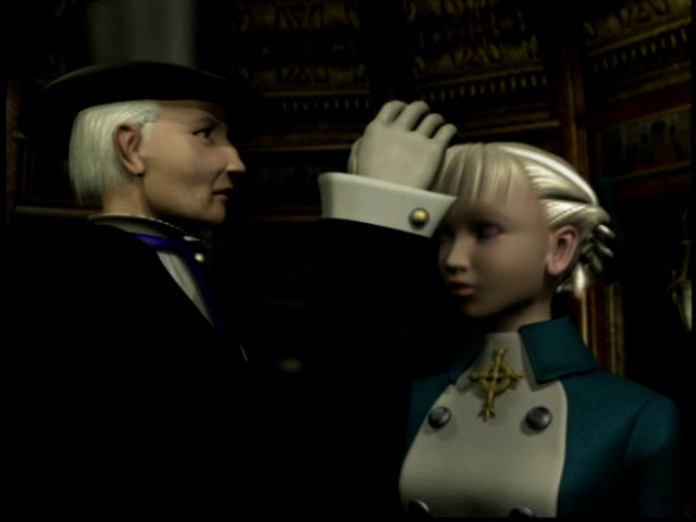 Shadow Hearts PlayStation 2 Bacon and Alice