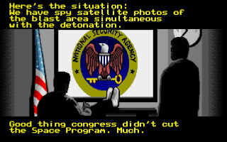 Jungle Strike Amiga Mission Briefing