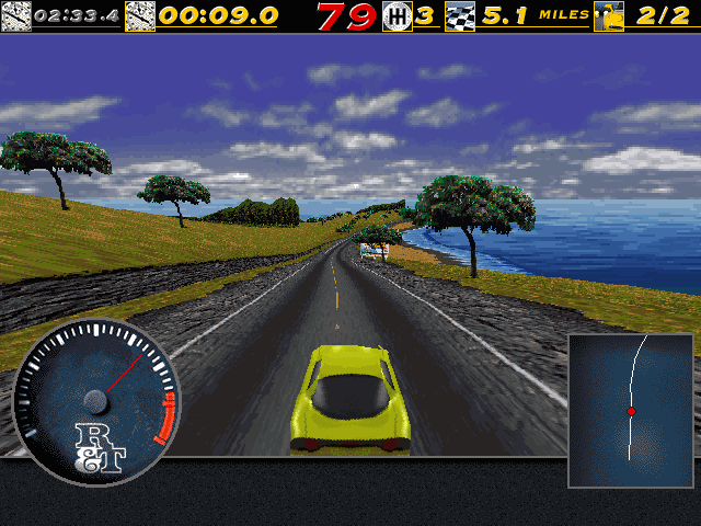 The Need for Speed: Special Edition Screenshots for DOS - MobyGames