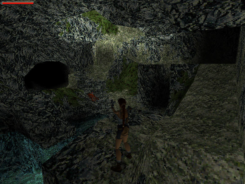 Tomb Raider Ii Starring Lara Croft Dagger Of Xian Review Page