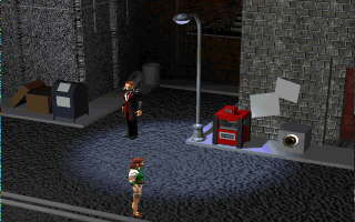 Bureau 13 screenshots for dos mobygames for Bureau 13 video game