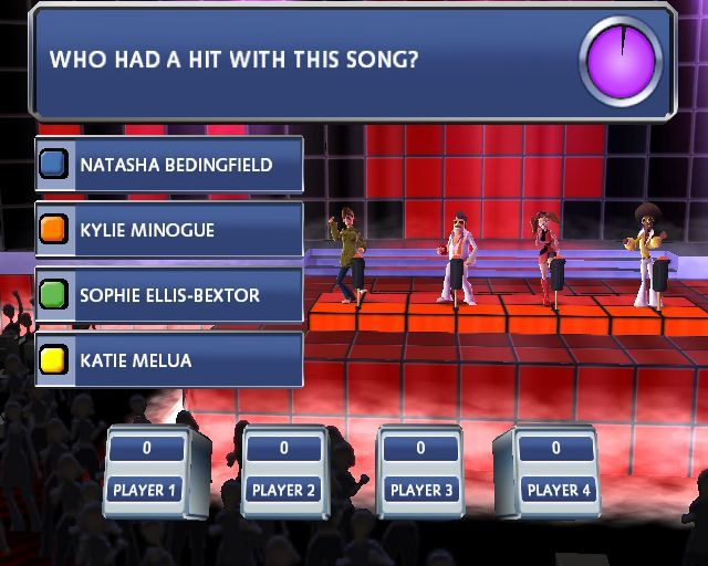 Buzz!: The Pop Quiz Screenshots for PlayStation 2 - MobyGames