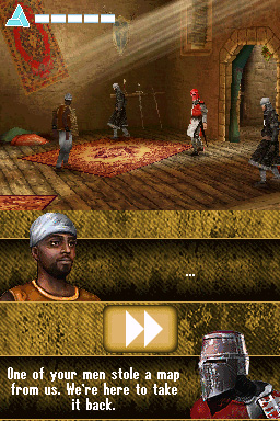 Assassin S Creed Altair S Chronicles Screenshots For Nintendo Ds