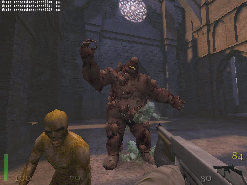 Return To Castle Wolfenstein Game Of The Year Screenshots For