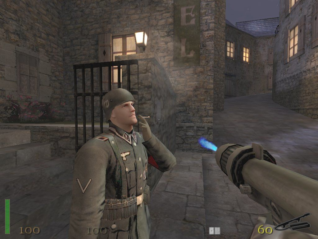 return to castle wolfenstein free