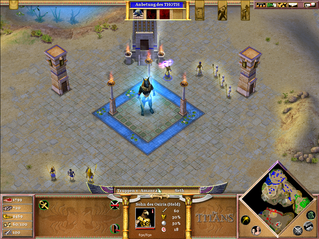 Age of Mythology: The Titans Screenshots for Windows - MobyGames