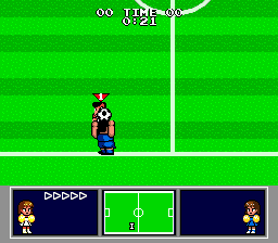Nintendo World Cup Genesis Throw in