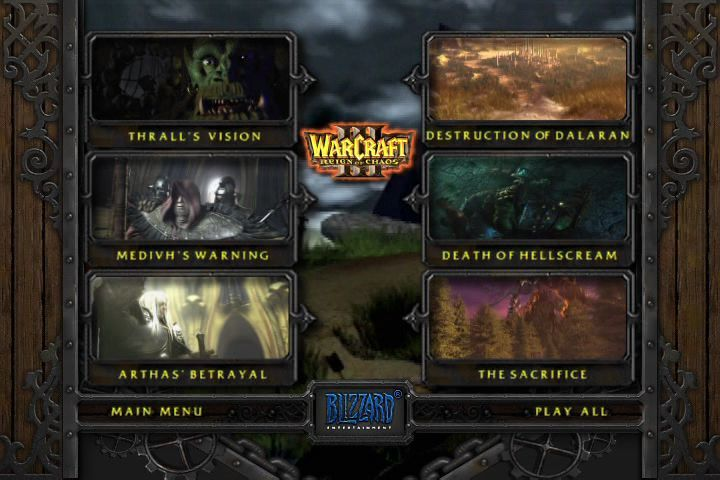 WarCraft III: Reign of Chaos (Collector's Edition