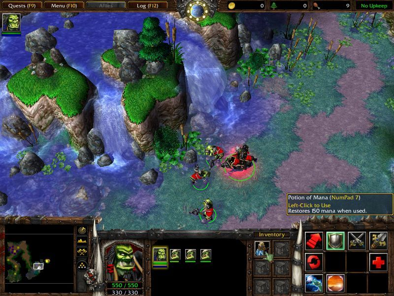 WarCraft III: Reign of Chaos Screenshots for Windows - MobyGames