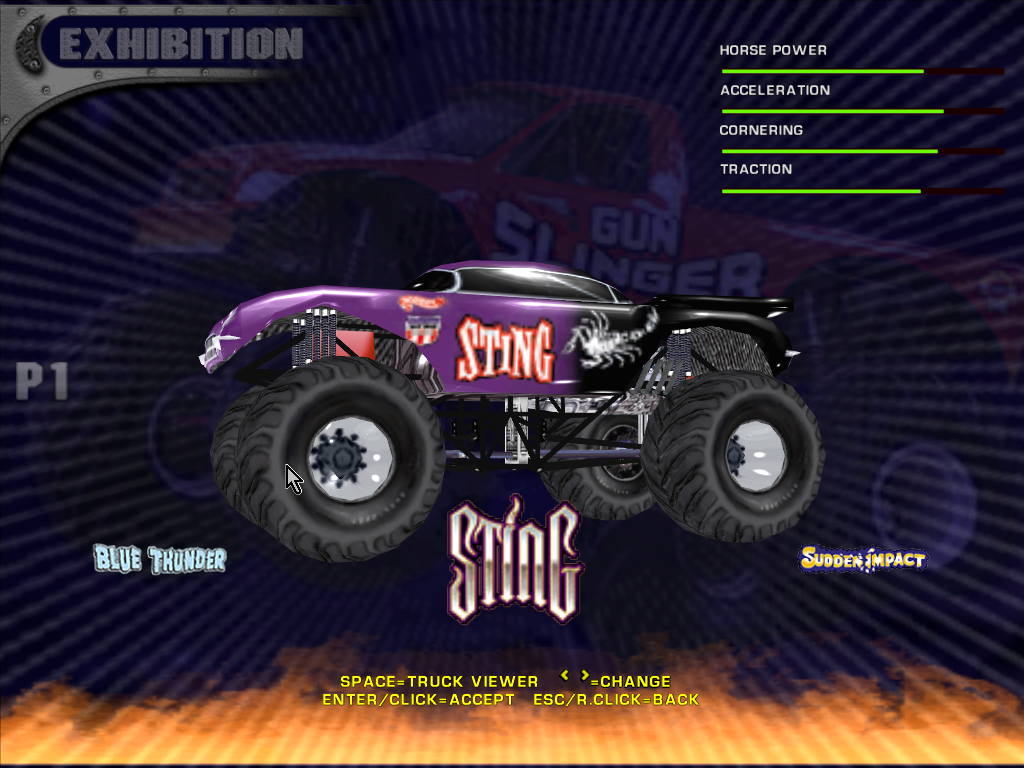 Monster Jam Maximum Destruction Screenshots For Windows Mobygames
